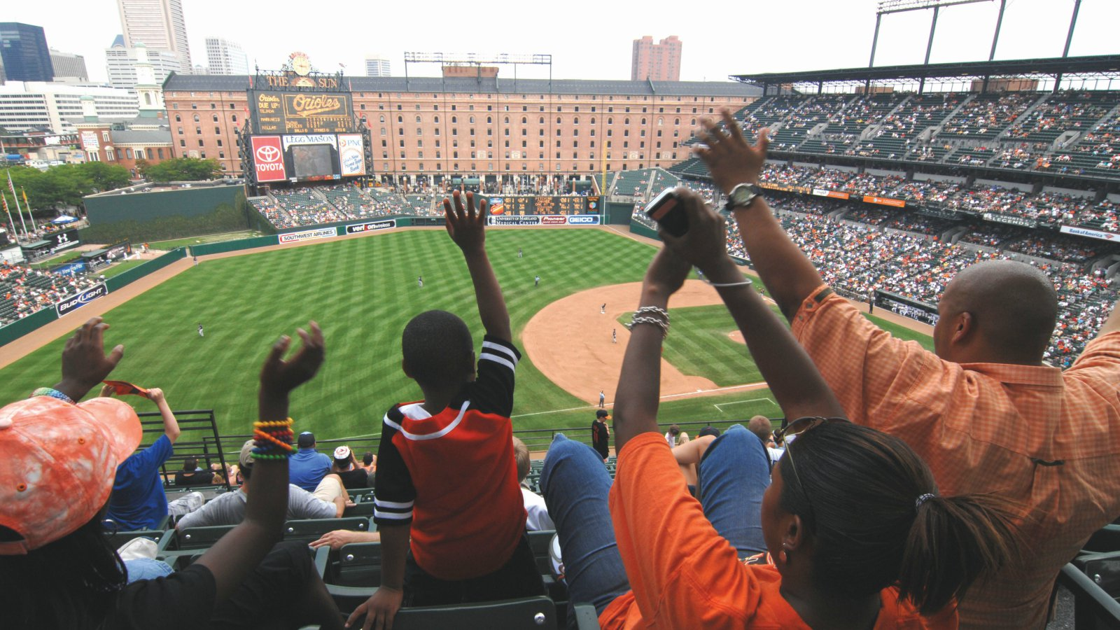 Things to do in Baltimore | Oriole Park at Camden Yards