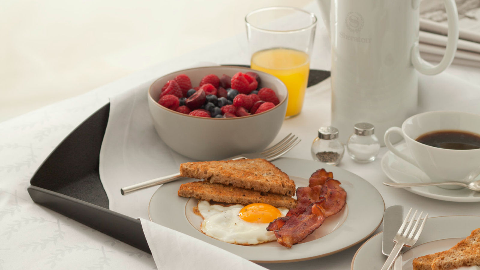 Breakfast and Parking Offers
